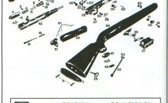 Winchester Model 100 – Shooters Forum inside Winchester Model 12 Parts Diagram