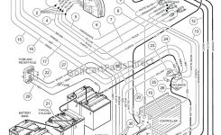 Wiring – 48V – Club Car Parts & Accessories within Club Car Ds Parts Diagram