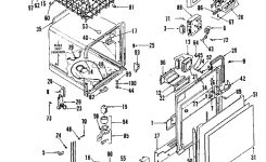 Wiring Diagram For Bosch Dishwasher – The Wiring Diagram for Ge Nautilus Dishwasher Parts Diagram