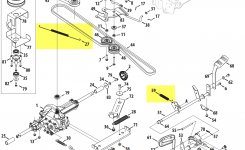 Wiring Diagram For Cub Cadet Ltx 1050 – The Wiring Diagram intended for Cub Cadet Ltx 1045 Parts Diagram