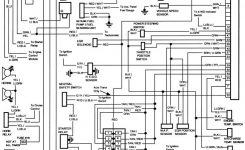 Wiring Diagram For Lights In A 1986 Ford F150 | 1986 F150 351W with regard to 1986 Ford F150 Engine Diagram