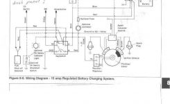 Wiring The 25 Hp Kohler pertaining to Kohler Engine Charging System Diagram