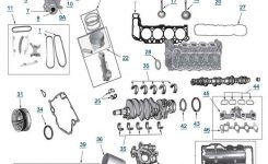 Wj Grand Cherokee 4.7L Engine Parts – 4 Wheel Parts intended for 2002 Jeep Grand Cherokee Engine Diagram