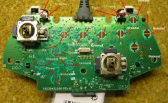 Xbox 360 Arcade Controller – Project Gyokusho: 8 Steps with Xbox 360 Diagram Of Parts