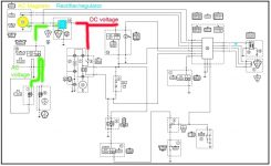 Yamaha Warrior 350 Wiring Diagram Yamaha Warrior 350 Wiring within Yamaha Yfz 450 Parts Diagram