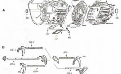 Zf S650 6 Speed Duramax & Ford F-250, F-350 Rebuilt Manual throughout 350 Automatic Transmission Parts Diagram